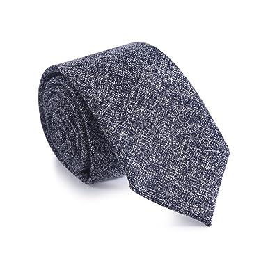 Necktie WERLM Los hombres elegantes de la versión estrecha corbata ...