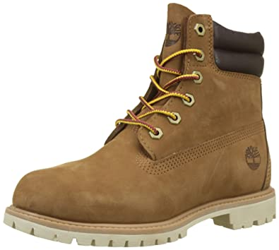 Timberland Women s Waterville 6 Inch Basic Waterproof Boots  Amazon.co.uk   Shoes   Bags 70f0ccb62e