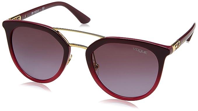 Vogue 0Vo5164S, Gafas de sol para Mujer, Opal Violet ...