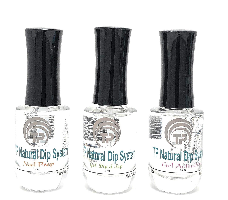 Amazoncom Nail Dipping Powder Starter Kit 1 Oz Per Jar Dip