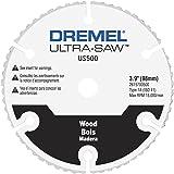 Dremel US500-01 Ultra-Saw 4-Inch Carbide Wood Cutting Wheel