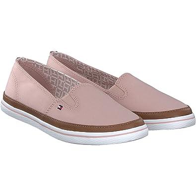 finest selection b9496 5ae30 Tommy Hilfiger Damen Iconic Kesha Slip On Slipper