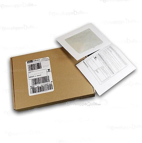 triplast 4/Sac postal/-/Gris dExp/édition en plastique 10/x 15/cm Lot de 100