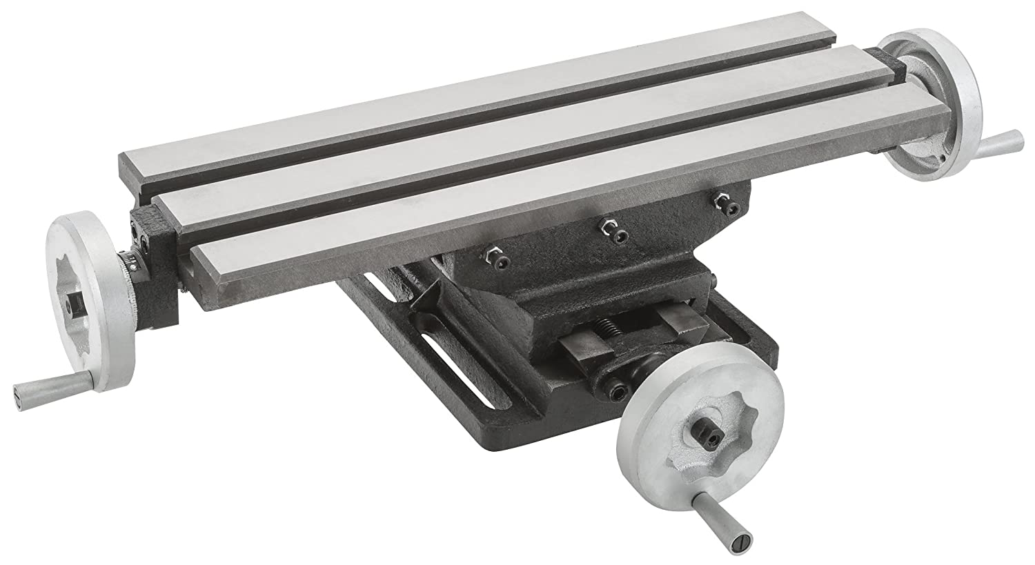 """Grizzly G8750-6"""" x 18-1/2"""" Compound Slide Table"""