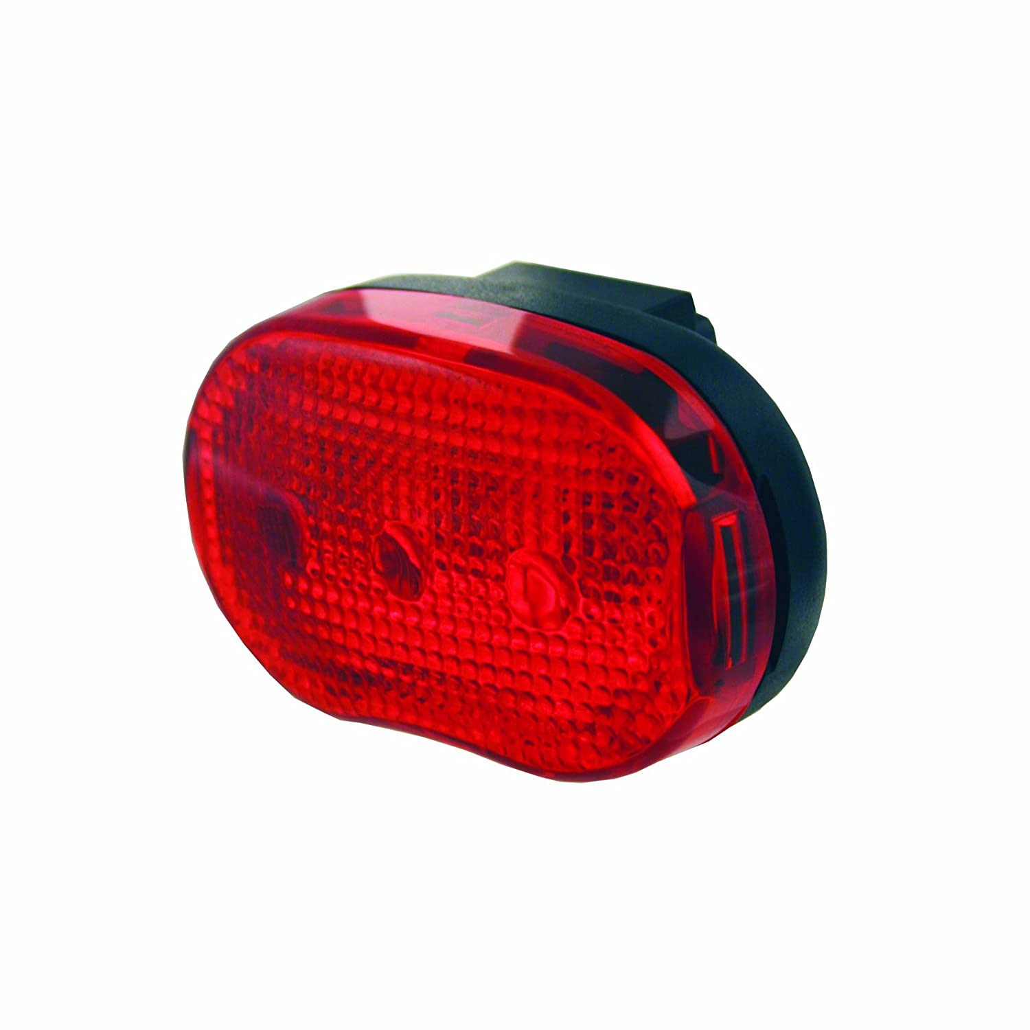 Raleigh LAA993R RX3.0 Rear Light Red  battery operated with 2 x AAA are included