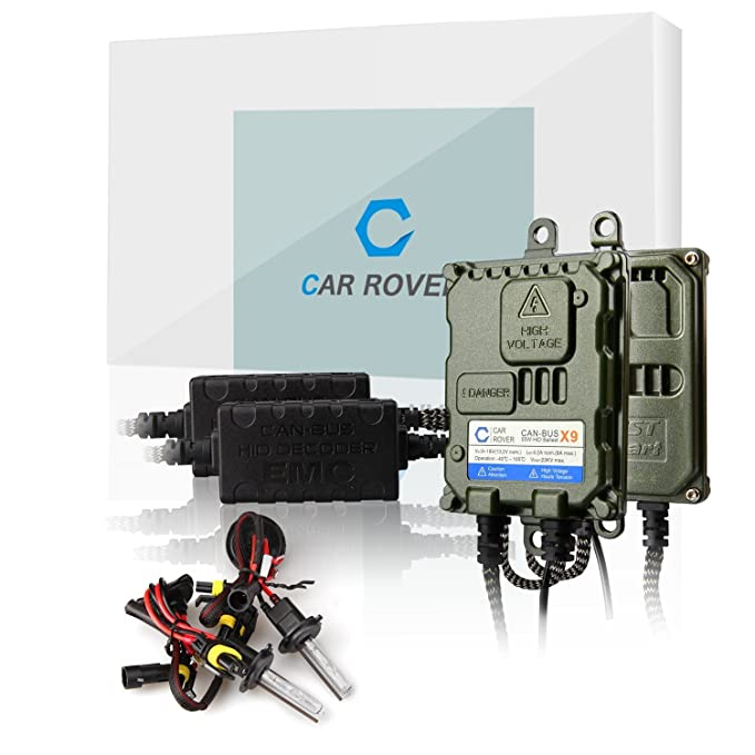 CAR H7 55W Canbus HID Xenon Conversion Kit 6000K, Headlight Bulb ...