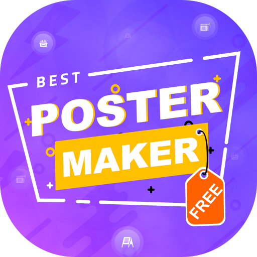 The Poster Maker - Flyer Designer & Banner Maker, poster making app, photo poster maker, poster app, poster design app, poster photo editor, best poster making app, poster creator app, ()
