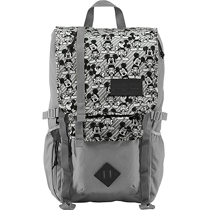 4fb4df34ca9 Disney Hatchet Laptop Backpack (Grey Rabbit Mickey Sketch)  Amazon ...