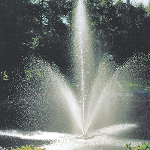 Scott Aerator Clover Big Shot Outdoor Fountain