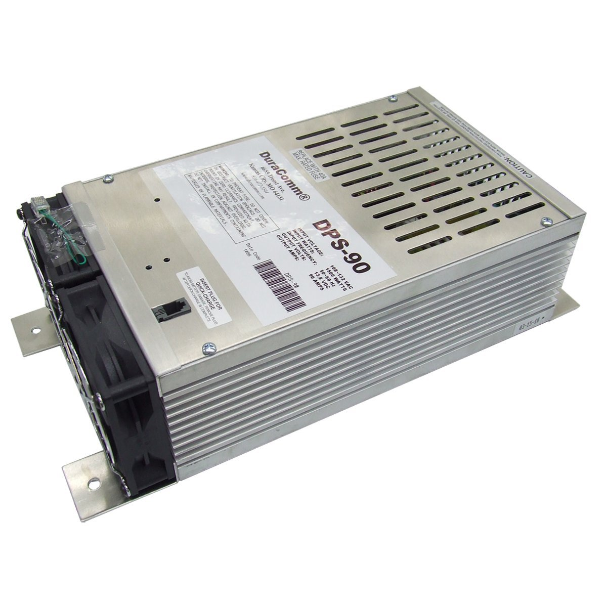 DuraComm DPS-90 Power Source Utilities with Low Noise Supply