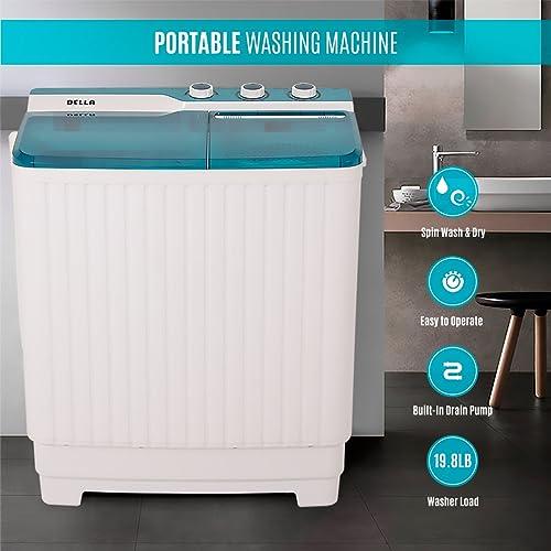 Della Compact Washer