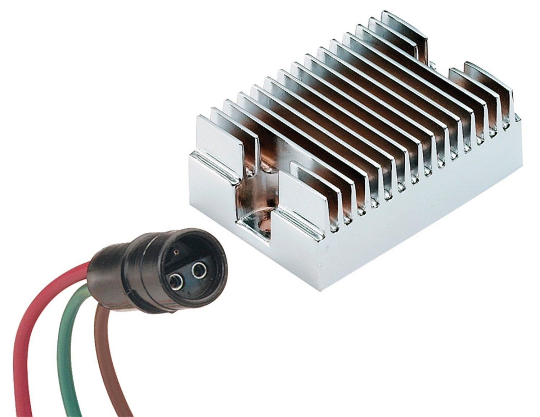 ACCEL 201102C Chrome Hybrid Design Voltage Regulator by ACCEL