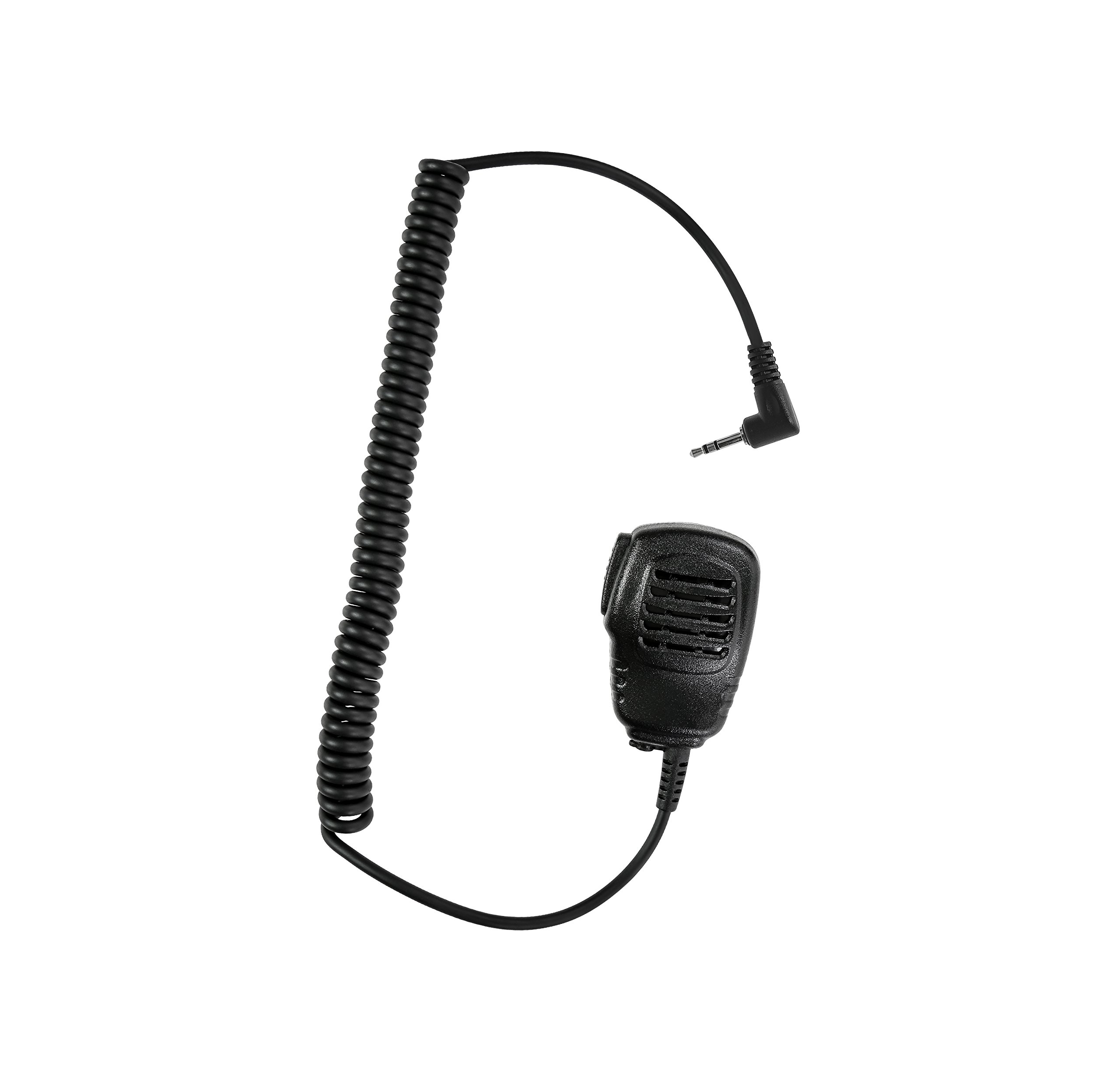Maxtop APM100-H2 Light Duty Speaker Mic for Cobra 1 Pin 2.5mm Hytera HYT Business Radio