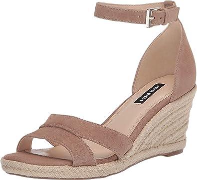 NINE WEST Women's Jabrina Wedge Sandal