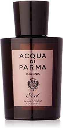 Aqua Di Parma Colonia Oud Eau de Cologne Concentree Spray for Men 100ml