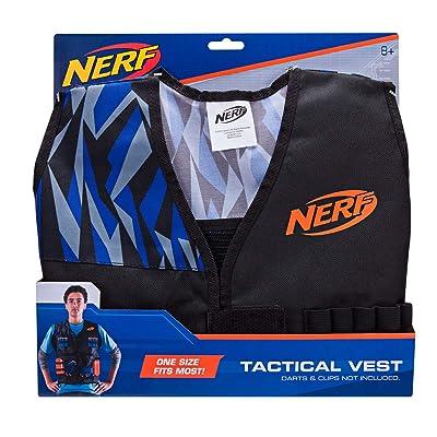 NERF Elite Tactical Vest: Toys & Games