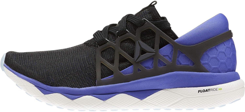 64c106222f60 Amazon.com  Reebok Floatride Run Flexweave Womens Running Shoes - Black   Sports   Outdoors