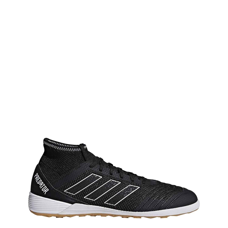 Noir (Negbás Negbás Ftwbla 000) adidas Prougeator Tango 18.3 in, Chaussures de Futsal Homme 48 EU