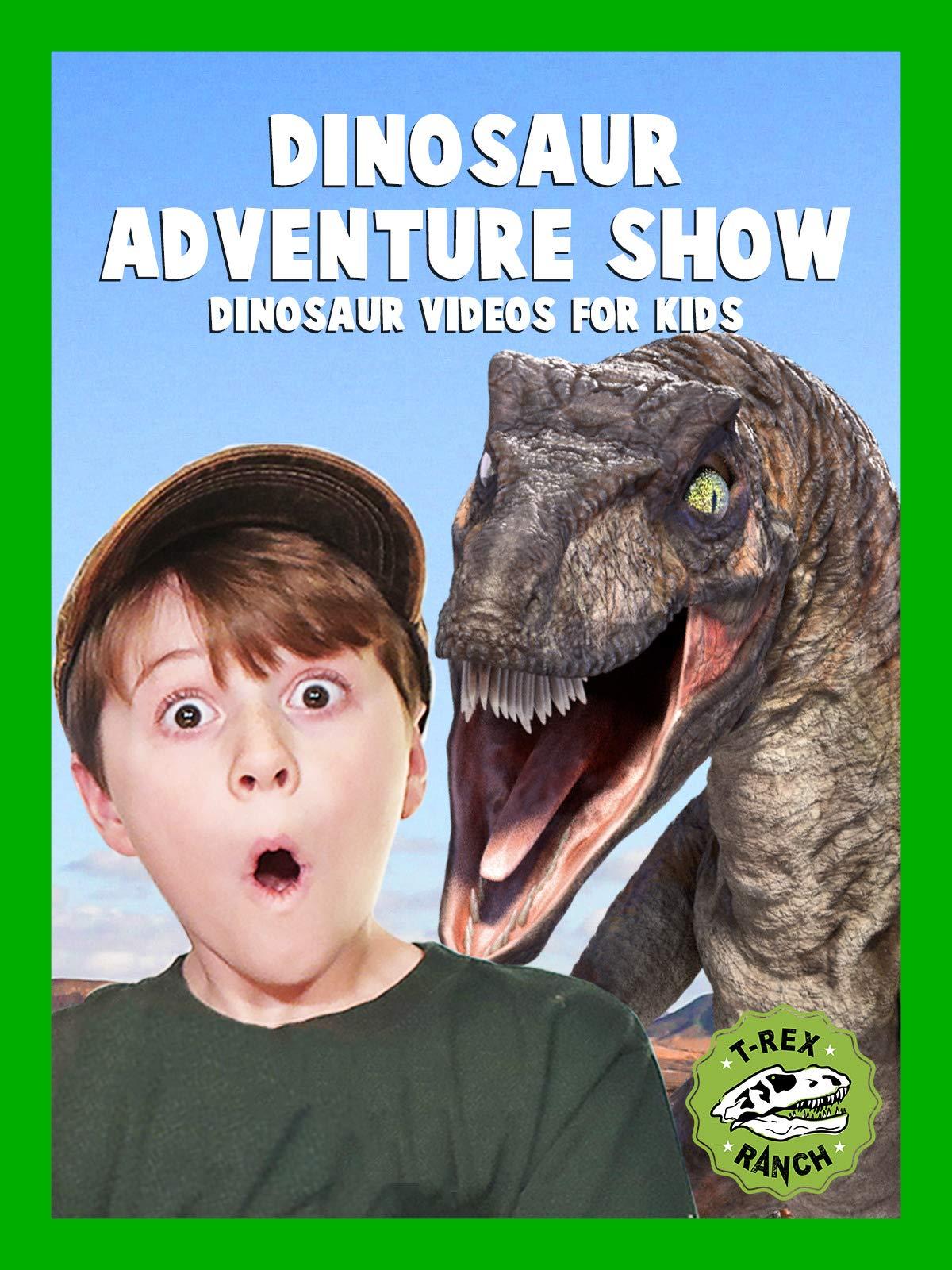 T-Rex Ranch - Dinosaur Adventure Show - Dinosaur Videos for Kids