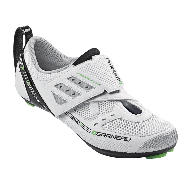 Louis Garneau 2015 Women Tri X-Speed II Cycling Shoes White-37