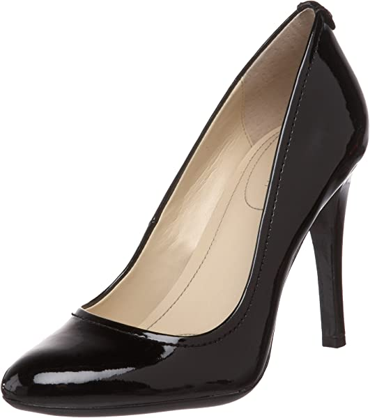 b849fe55f6f Calvin Klein Whinnie Womens Black Pumps Heels Shoes Size New/Display ...