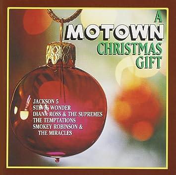 Motown Christmas Music.A Motown Christmas Gift