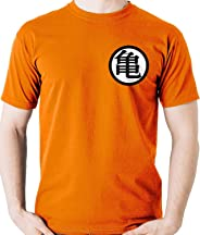 Camiseta Uniforme Goku - Mestre Kame - Dragon Ball Z Super Geek Camisa Blusa