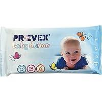 Prevex Bebé Dermo 24 Toallitas 300 g