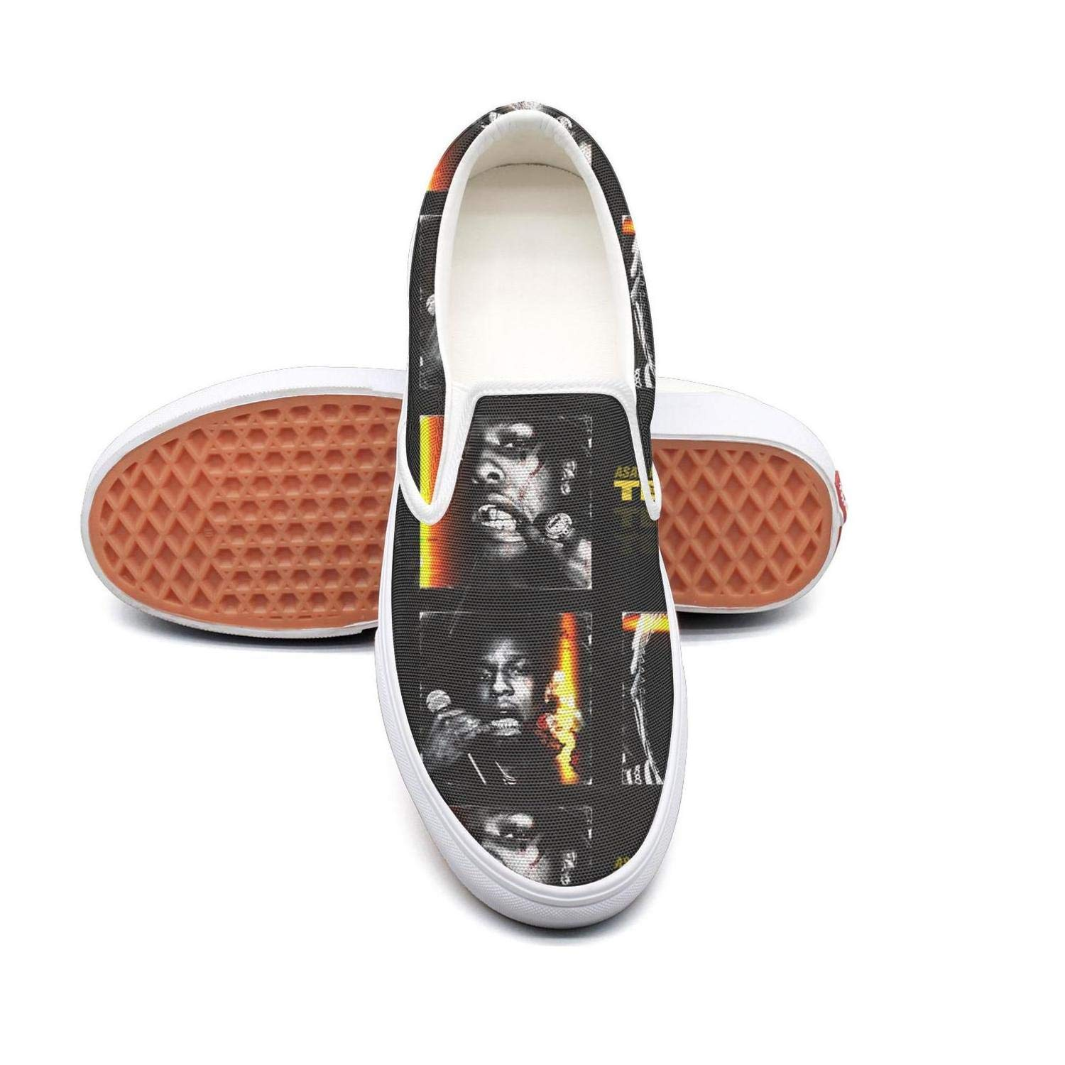 Canvas Shoes for Mens Mens ASAP-Rocky-Poster