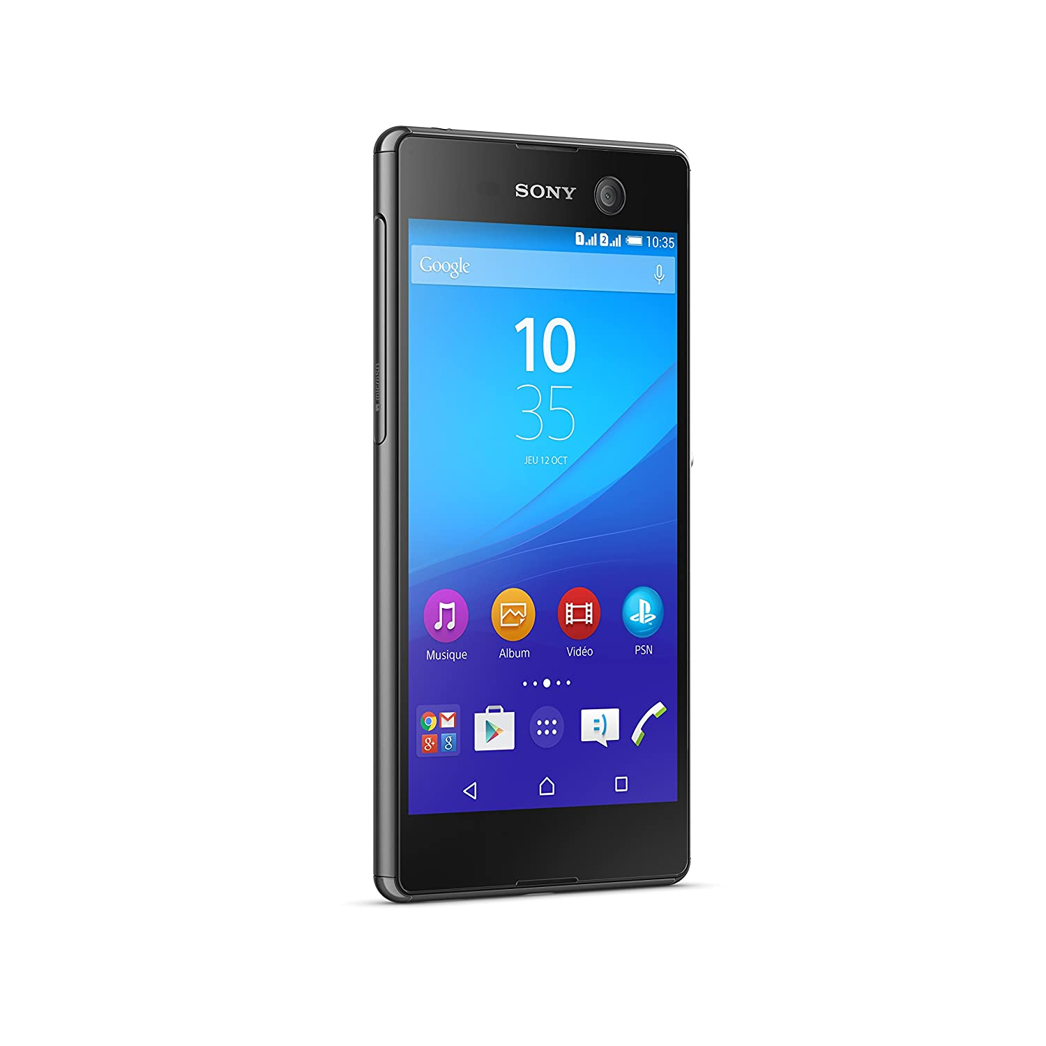 Sony Xperia Mobile M5 - Smartphone Libre Android (4G, 5