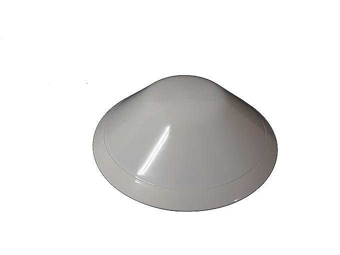 Plafoniera Da Esterno Lombardo : Lombardo plafoniera da esterno tonda bianca lb26161 30 5 cm: amazon