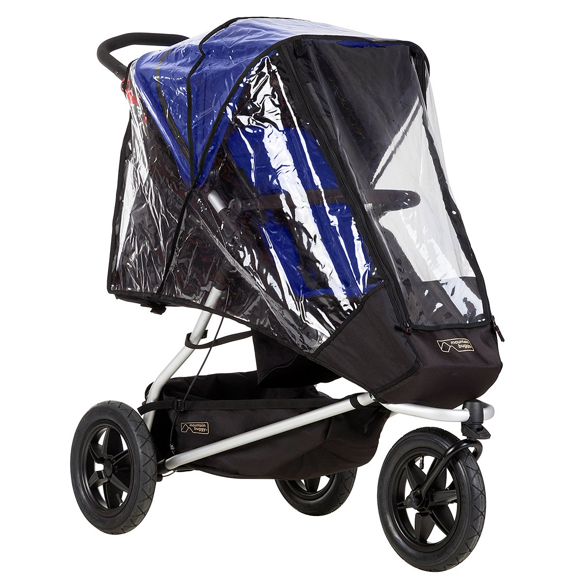 Mountain Buggy Storm Cover for 2015 Plus One Inline Stroller PLUSONESC