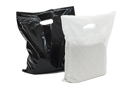 Bolsas de mercancía 16 x 18 pulgadas: 100 bolsas de plástico ...
