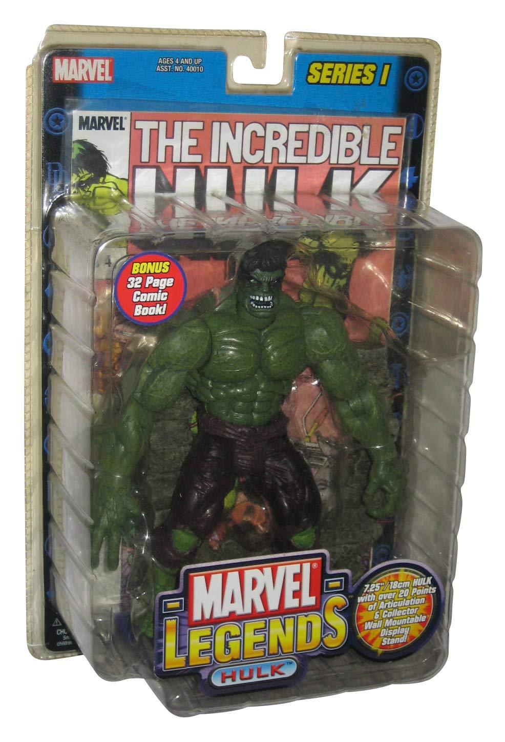 Marvel Hulk Leyendas: Amazon.es: Juguetes y juegos