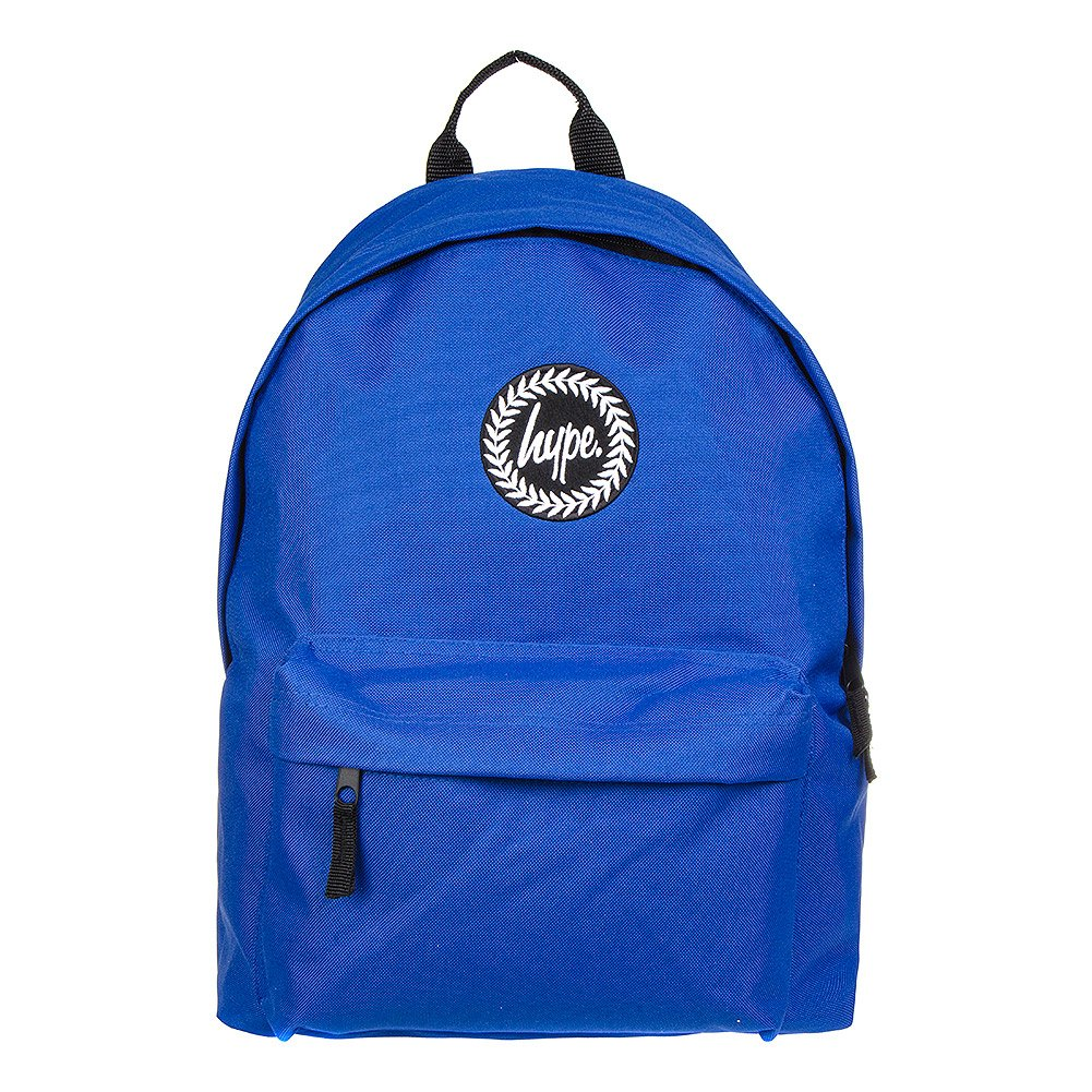 b68f6eca31 HYPE Backpack Plain Royal Blue School Bag - HYPE Bags  Amazon.co.uk  Shoes    Bags