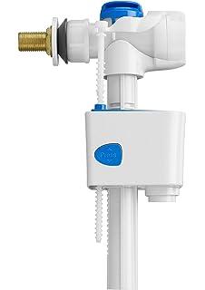 Roca Plus A822504300 - Mecanismo de alimentación lateral con rosca metálica, compacto y llenado rápido