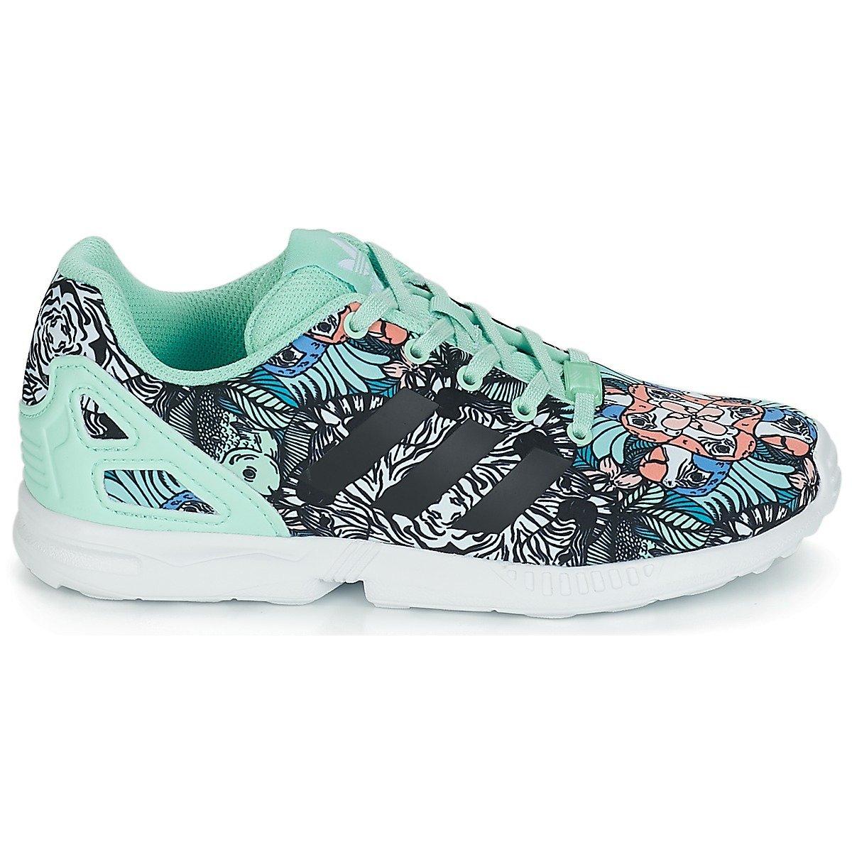 adidas ZX Flux J J, Chaussures de Fitness Mixte Enfant