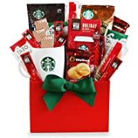 Starbucks Holiday Coffee and Cheer Gift Box,4Lb