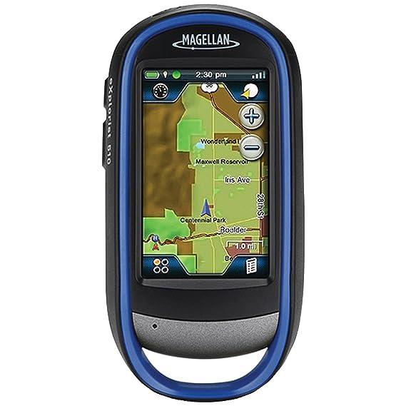 amazon com magellan explorist 510 waterproof hiking gps home audio rh amazon com magellan gps 310 user manual magellan explorist 310 instructions
