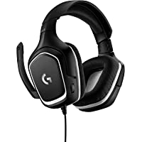 Logitech 981-000830 G332 SE Gaming Headset, Color, Pack of/Paquete de 1