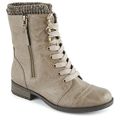 Limelight Limelight Limelight Damenschuhe Taya Winter Combat Boot Schuhes   Ankle 7339c5