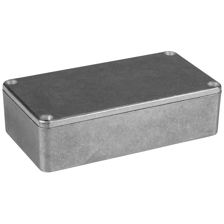 Hammond 1590G Diecast Aluminum Enclosure Inches 3.9 x 2.0 x 0.9 mm 100mm x 50mm x 24mm