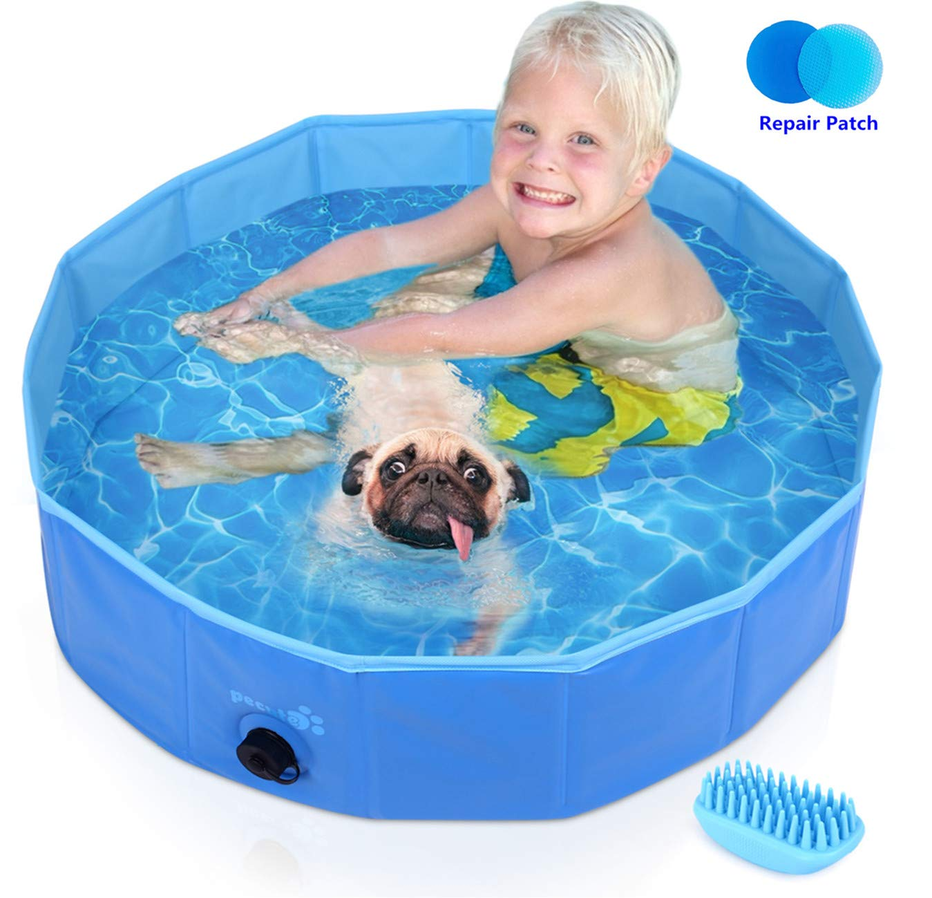 Fantastic idea small children and small children to cool off together.