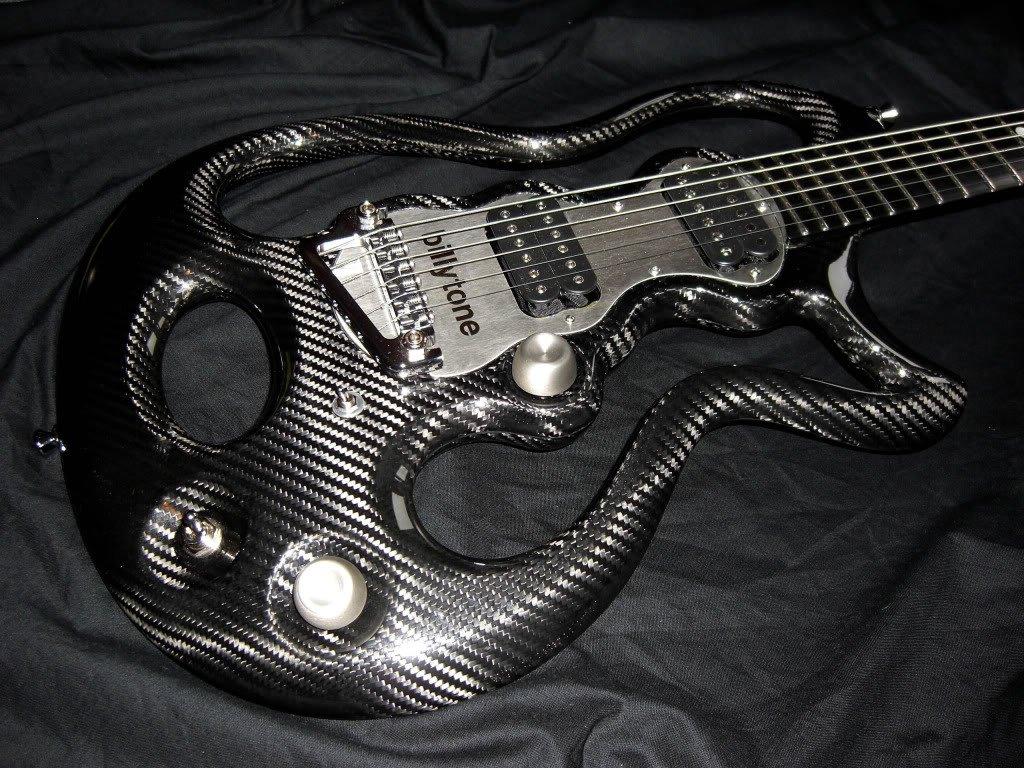 Guitarra eléctrica semi - XOX The HANDLE