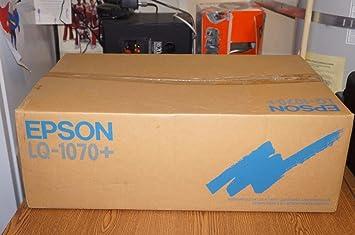 Epson LQ-1070+ Impact Printer Linux