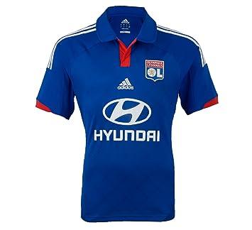 De Olympique L Replique Adidas Maillot Taille Lyonnais JK13cuTlF