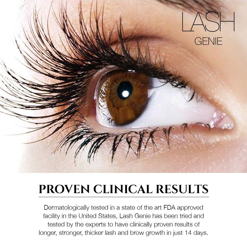 Amazon Lash Genie Eyelash Growth Serum 5ml Lash And Brow
