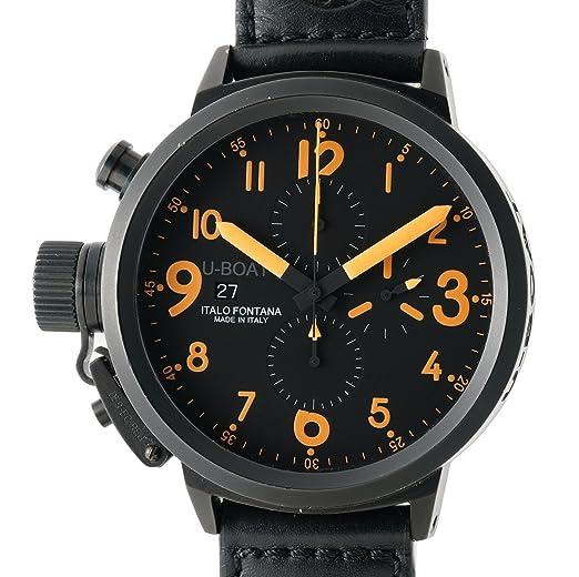 U-Boat Italo Fontana automatic-self-wind Mens Reloj u-7750/50 _ (Certificado) de segunda mano: U-Boat: Amazon.es: Relojes