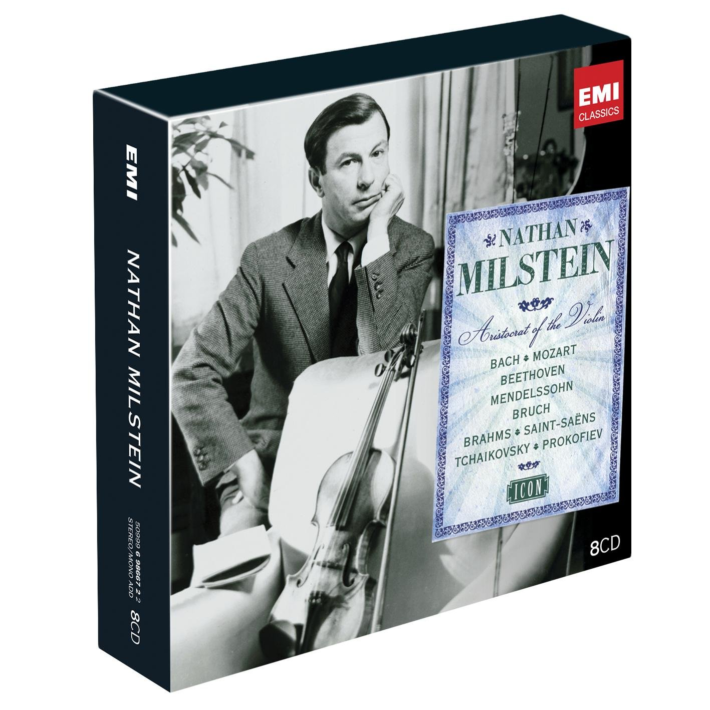 Icon: Nathan Milstein - Aristocrat of the Violin by Capitol