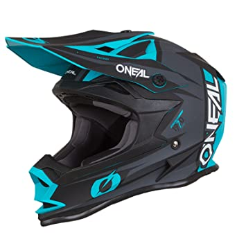 ONeal 7Series Strain Motocross Helm MX Offroad Enduro Quad Cross Trail Motorrad, 0583